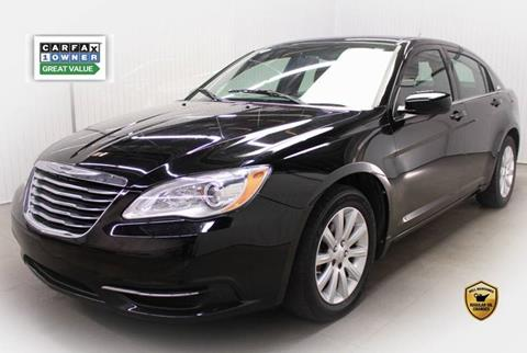 2013 Chrysler 200 for sale in Wickliffe, OH