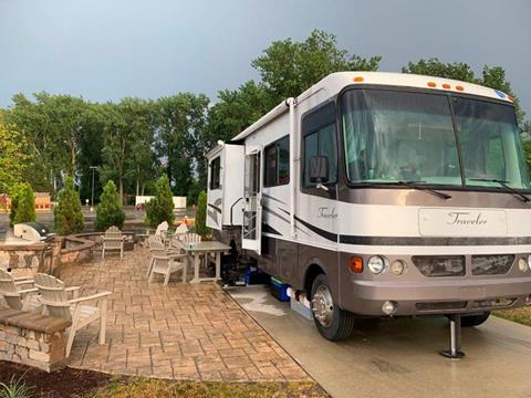 2003 Holiday Rambler Traveler 30' for sale in Wickliffe, OH