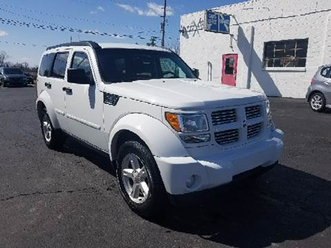 2011 Dodge Nitro for sale at BELLEFONTAINE MOTOR SALES in Bellefontaine OH