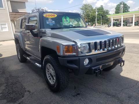 HUMMER H3 For Sale in Bellefontaine, OH - BELLEFONTAINE