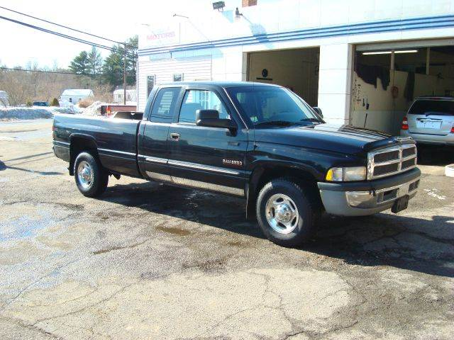 2001 Dodge Ram Pickup 2500 for sale at Southeast Motors INC in Middleboro MA
