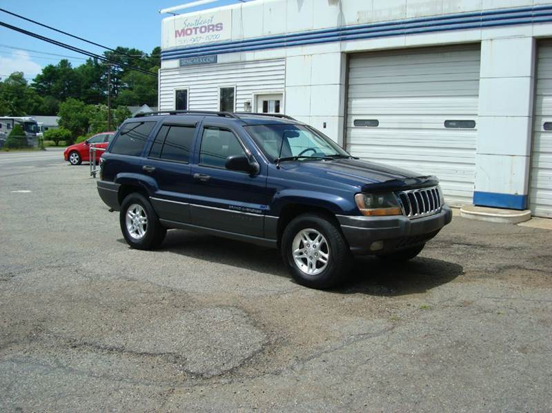 2002 Jeep Grand Cherokee for sale at Southeast Motors INC in Middleboro MA