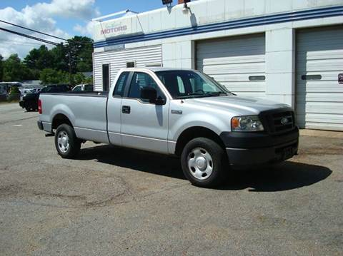 2008 Ford F-150 for sale at Southeast Motors INC in Middleboro MA