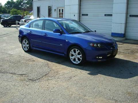 2007 Mazda MAZDA3 for sale at Southeast Motors INC in Middleboro MA