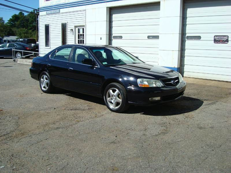 2003 Acura TL for sale at Southeast Motors INC in Middleboro MA