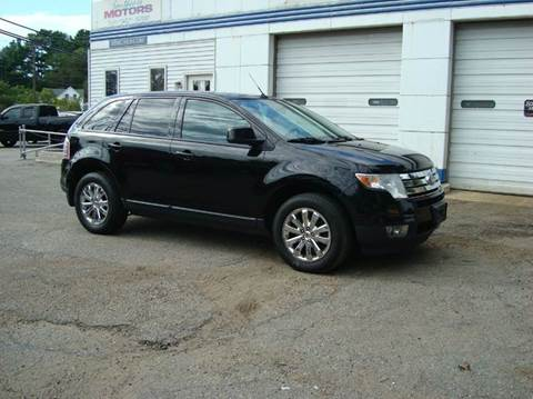 2009 Ford Edge for sale at Southeast Motors INC in Middleboro MA