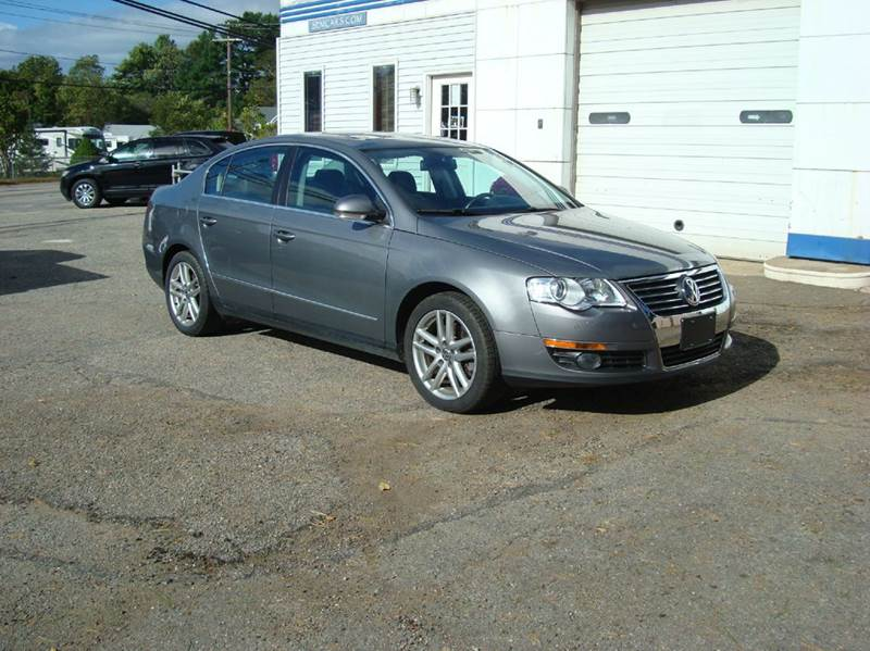 2008 Volkswagen Passat for sale at Southeast Motors INC in Middleboro MA