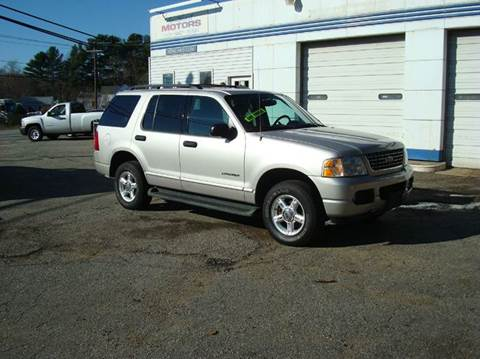 2004 Ford Explorer for sale at Southeast Motors INC in Middleboro MA