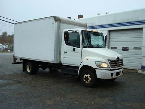 2006 Hino 145 for sale at Southeast Motors INC in Middleboro MA