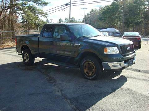 2004 Ford F-150 for sale at Southeast Motors INC in Middleboro MA