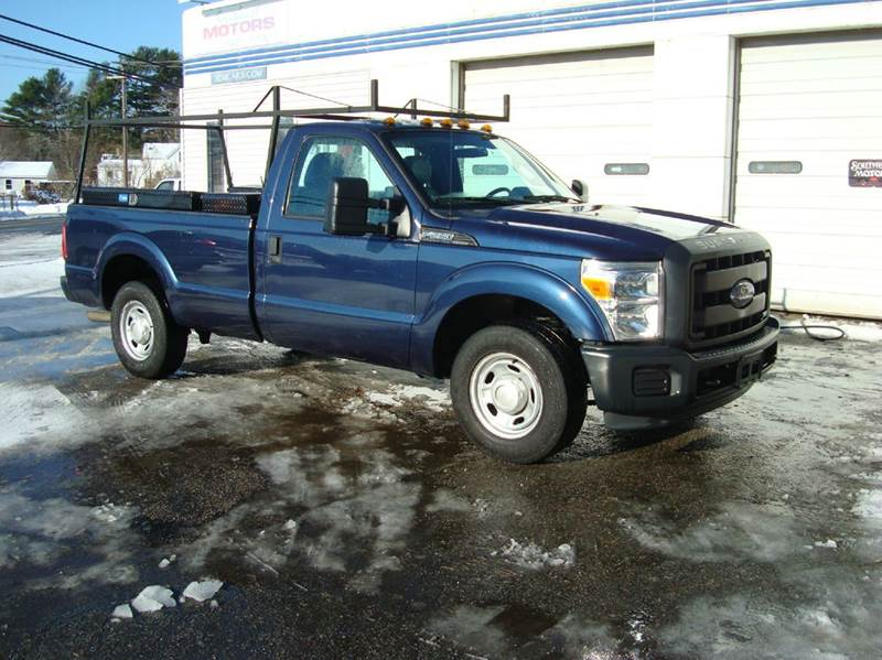 2013 Ford F-250 Super Duty for sale at Southeast Motors INC in Middleboro MA