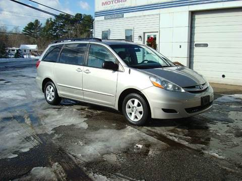 2009 Toyota Sienna for sale at Southeast Motors INC in Middleboro MA