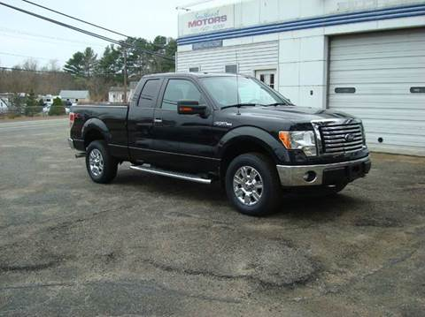 Ford trucks for sale in middleboro ma for Southeast motors middleboro ma