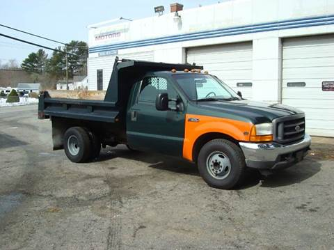 2001 Ford F-350 for sale at Southeast Motors INC in Middleboro MA