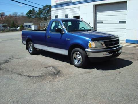 1997 Ford F-150 for sale in Middleboro, MA