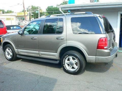 2002 Ford Explorer for sale at Premium Motors in Rahway NJ