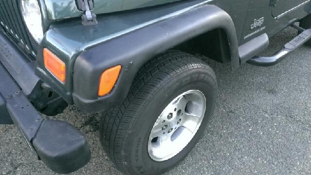 2002 Jeep Wrangler for sale at Premium Motors in Rahway NJ