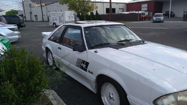 1990 Ford Mustang for sale at Premium Motors in Rahway NJ
