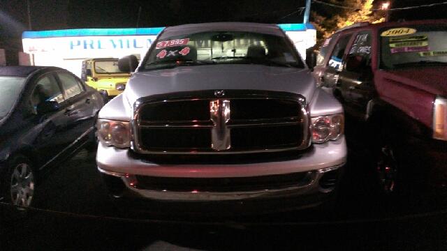 2002 Dodge Ram Pickup 1500 for sale at Premium Motors in Rahway NJ