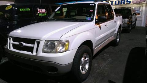 2002 Ford Explorer Sport Trac for sale at Premium Motors in Rahway NJ