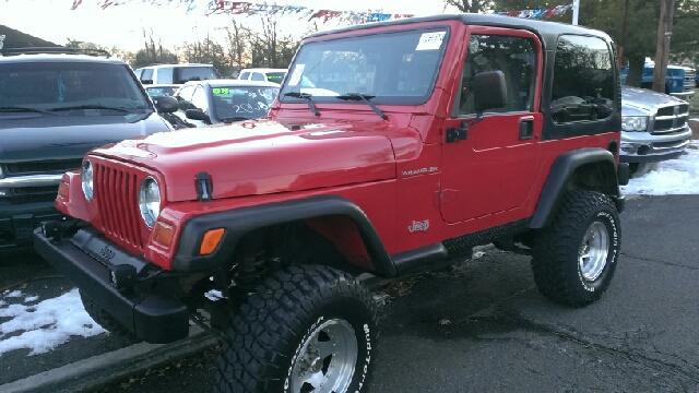 1997 Jeep Wrangler for sale at Premium Motors in Rahway NJ
