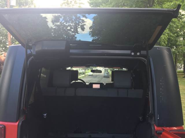 2008 Jeep Wrangler Unlimited for sale at Premium Motors in Rahway NJ