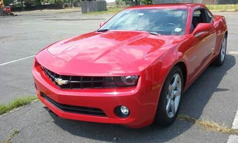 2012 Chevrolet Camaro for sale at Premium Motors in Rahway NJ