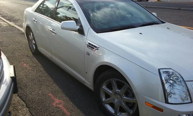 2008 Cadillac STS for sale at Premium Motors in Rahway NJ