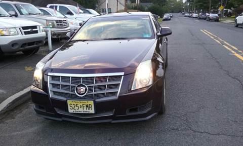 2008 Cadillac CTS for sale at Premium Motors in Rahway NJ