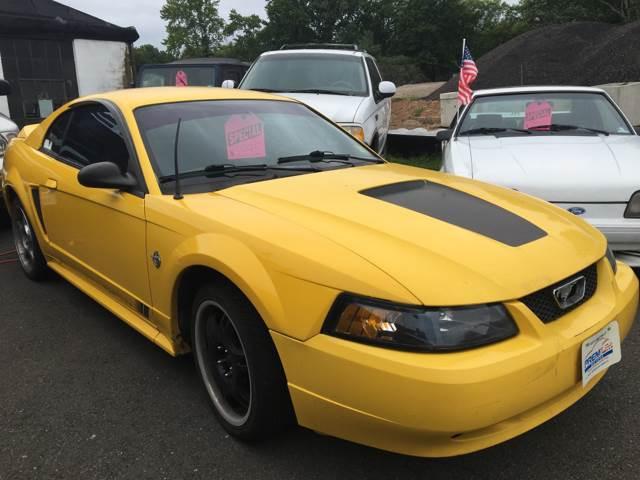 1999 Ford Mustang for sale at Premium Motors in Rahway NJ