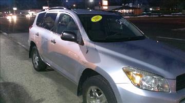 2007 Toyota RAV4 for sale at Premium Motors in Rahway NJ