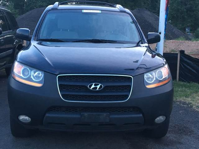 2009 Hyundai Santa Fe for sale at Premium Motors in Rahway NJ