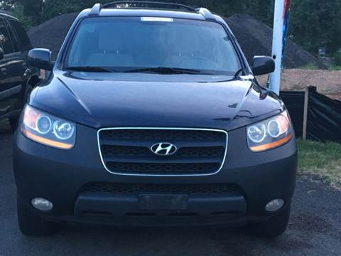 2009 Hyundai Santa Fe for sale at Premium Motors in Rahway NJ