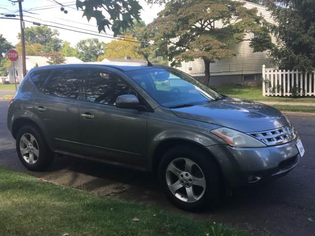 2005 Nissan Murano for sale at Premium Motors in Rahway NJ