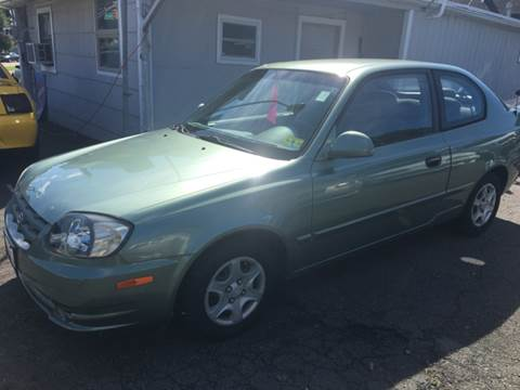 2004 Hyundai Accent for sale at Premium Motors in Rahway NJ
