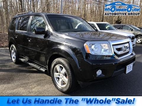 2011 Honda Pilot for sale in Waterford Works, NJ