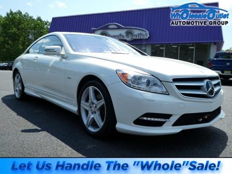 2011 Mercedes-Benz CL-Class for sale in Waterford Works, NJ