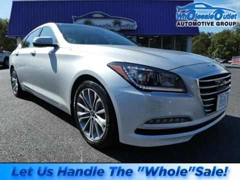 2017 Genesis G80 for sale in Waterford Works, NJ