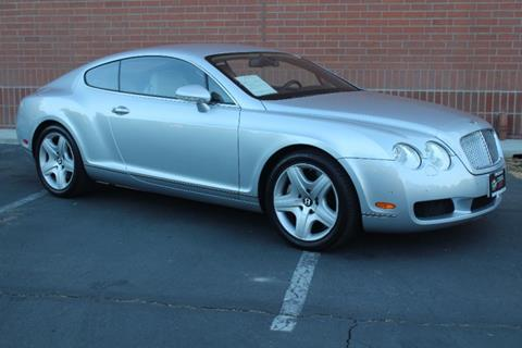 2005 Bentley Continental GT for sale in Sacramento, CA
