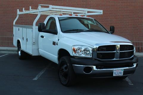 2010 Dodge Ram Chassis 3500 for sale in Sacramento, CA