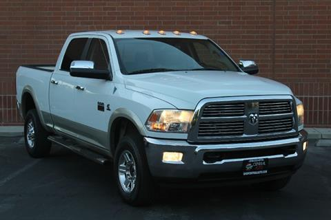 2010 Dodge Ram Pickup 3500 for sale in Sacramento, CA