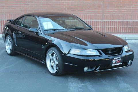 2001 Ford Mustang SVT Cobra for sale in Sacramento, CA