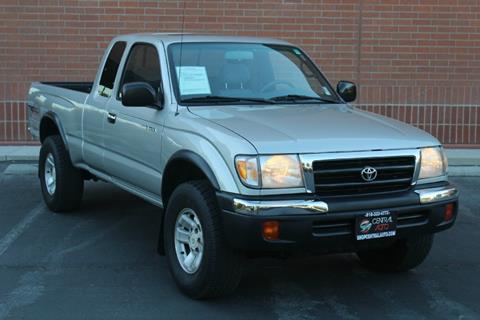 2000 Toyota Tacoma for sale in Sacramento, CA