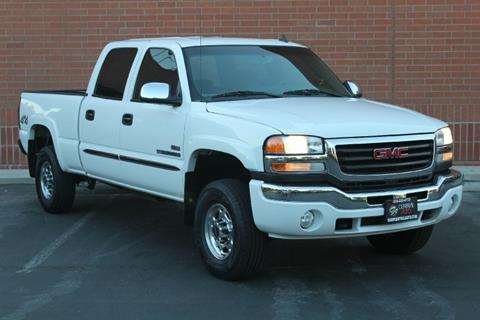 2007 GMC Sierra 2500HD Classic for sale in Sacramento, CA