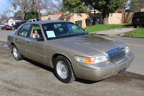 1999 Mercury Grand Marquis for sale in Sacramento, CA