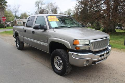 2003 GMC Sierra 2500HD for sale in Sacramento, CA
