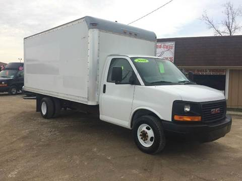 2008 GMC Savana 3500 Cutaway for sale at Show Me Used Cars in Flint MI