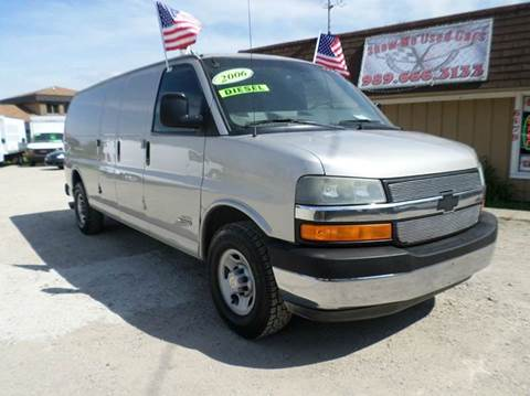 2006 Chevrolet Express Cargo for sale at Show Me Used Cars in Flint MI