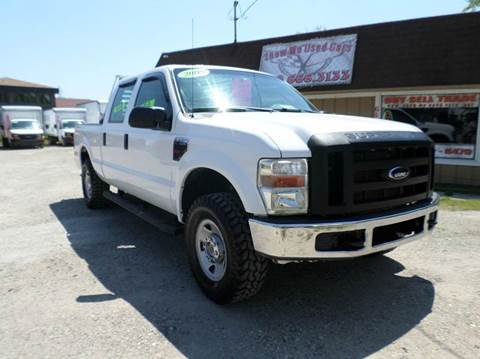 2008 Ford F-250 Super Duty for sale at Show Me Used Cars in Flint MI