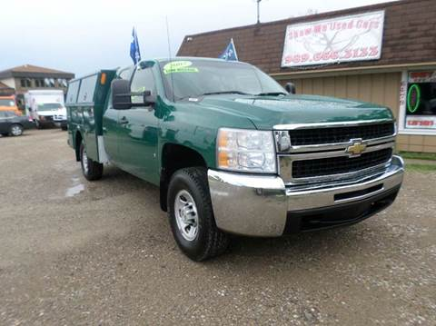 2007 Chevrolet Silverado 3500 for sale at Show Me Used Cars in Flint MI